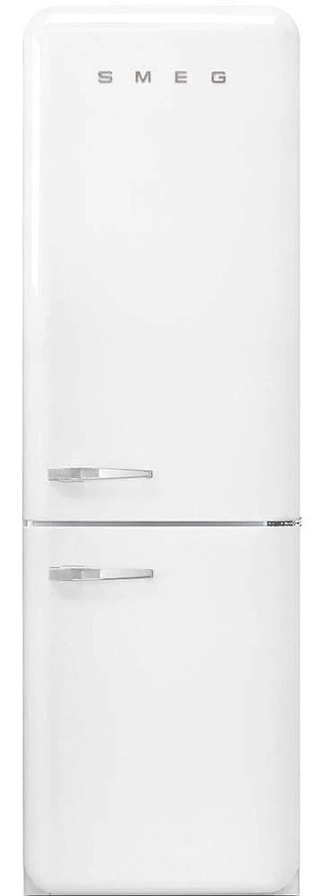 Smeg FAB32RWH3 réfrigérateur-congélateur Autonome Blanc 331 L A+++ - Réfrigérateurs-congélateurs (331 L, SN-T, 5 kg/24h, A+++, Nouvelle zone compartiment, Blanc)