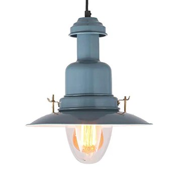 YLCJ Lustre nordique industriel rétro personnalité décorative lumières couleur personnalisée unique tête lustres de restaurant