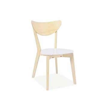 SIGNAL MEBLE Chaise - 43 x 40 x 76 cm - Bois