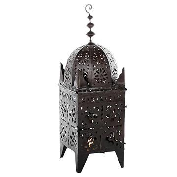 Ardi 100 xXL oriental eisenlaterne cm marocain méditerranéennes arabes orientlampe lanterne de jardin