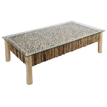 Soho Townhouse Living Table Basse Naturel