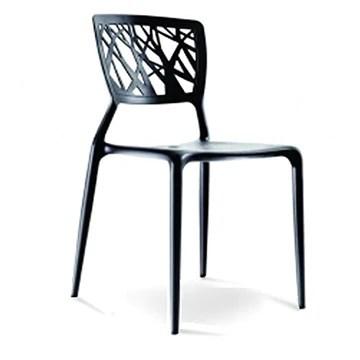 Chaise Design Noire - Verdi