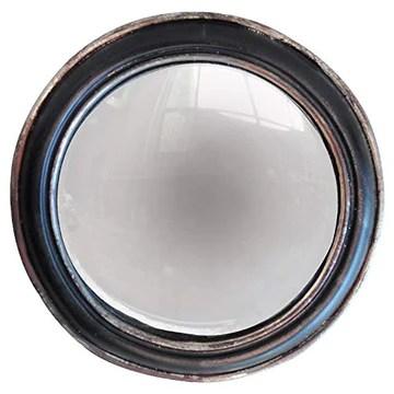 Chehoma Miroir sorcière Convexe 19 cm