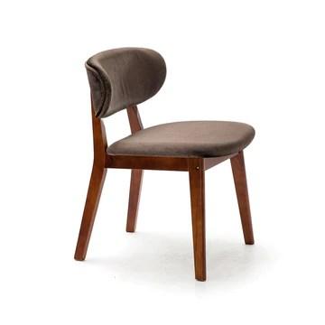 YIXINY Fauteuils inclinable Chaise en Bois Finitions Matériel: Flanelle Artificielle Monochrome Longueur 51,5 Cm * Largeur 54,5 Cm * Hauteur 74 Cm. (Couleur : 2)