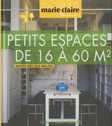 Petits espaces de 16 à 60 m2