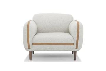 Chaise, Tissu, Brun Olive, Unique