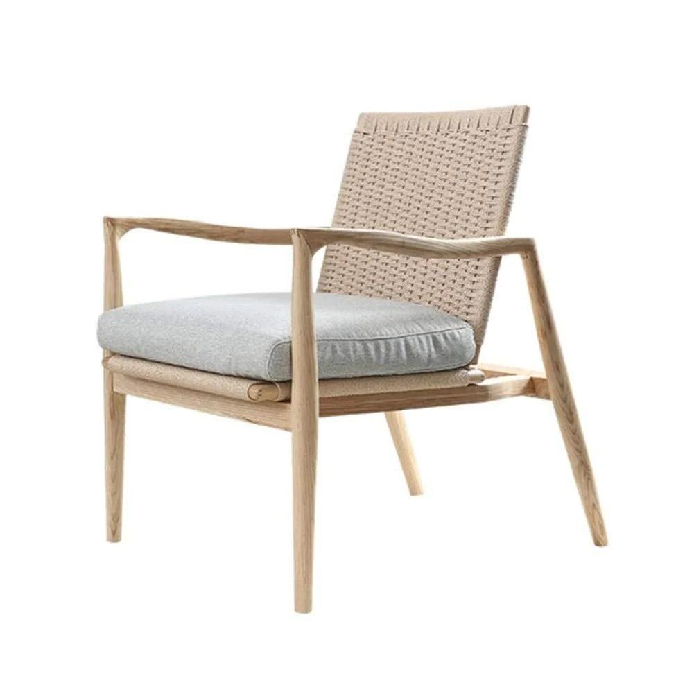 yqq sofa paresseux chaise longue de balcon chaise en osier chaise longue d exterieur fauteuil maison rotin chair chaise de jardin chaise de terrasse