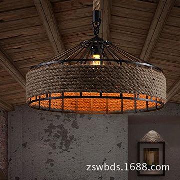 La lumière au plafond, fer à repasser industriel Retro Vintage Loft Lustre plafonnier luminaire lampe de table