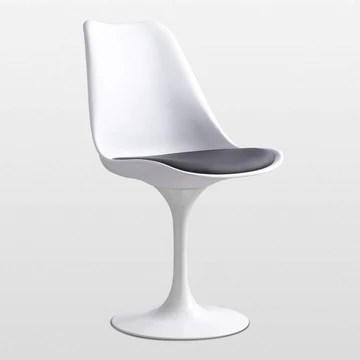 SKLUM Chaise en Polyéthylène Yosh Noir - (Plus de Couleurs)