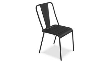 Oviala Chaise de Jardin en métal, Dieppe