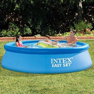 INTEX Piscine Easy Set autoportante 3,05 x 0,76 m