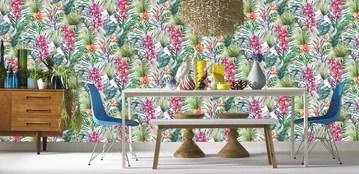 Papier peint Superfresco Easy, multicolore, 1000cm length x 52cm Wide
