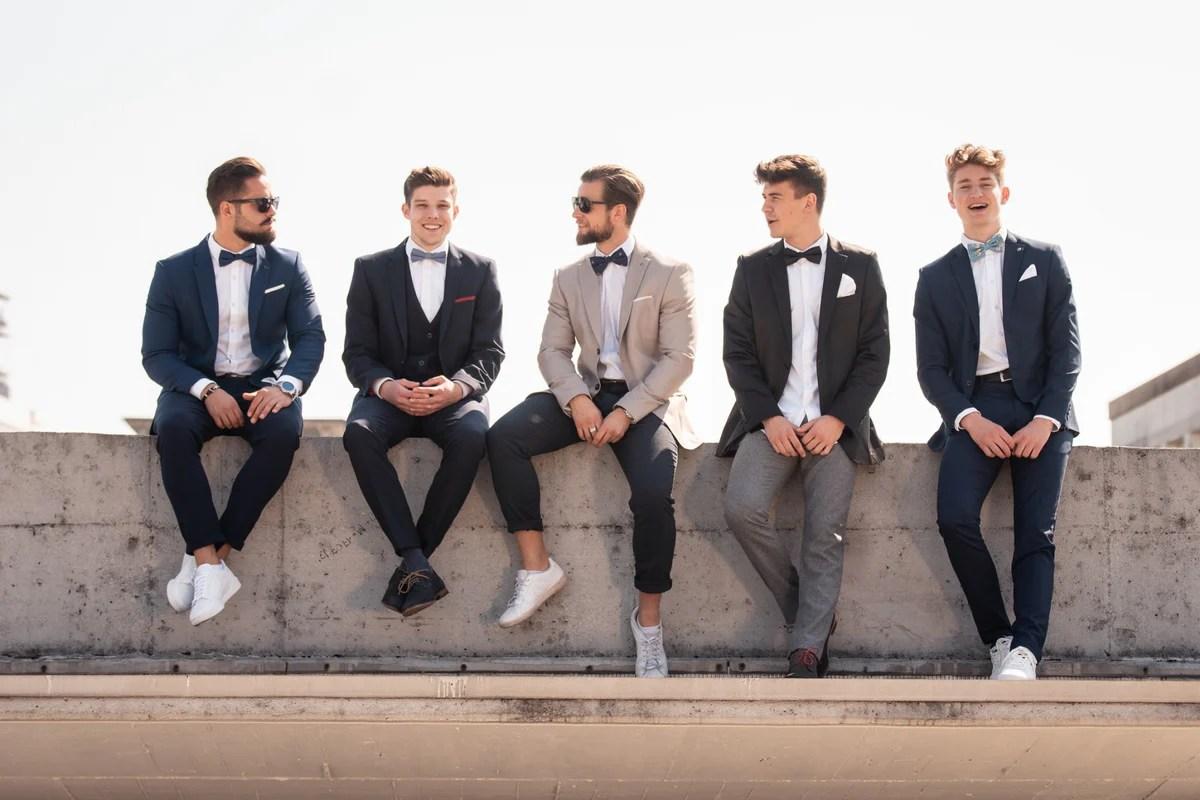 Der Massanzug Wie Du Mit Deinem Look Auf Der Hochzeit Rockst