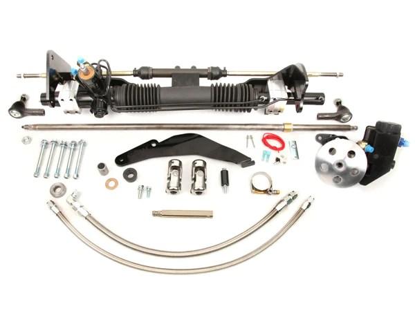 1955 57 ford thunderbird rack and pinion kit