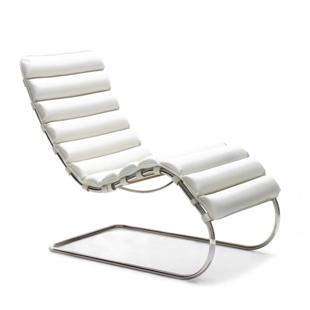 Mies Van Der Rohe MR Chaise Modern Furniture PALETTE