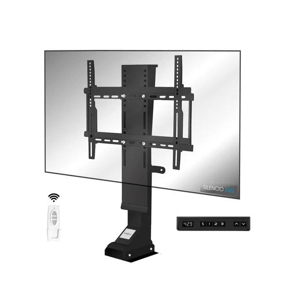 support ascenseur motorise pour ecran