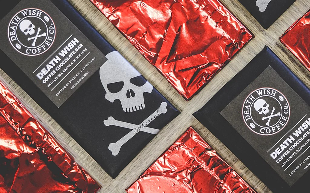 Death Wish Chocolate Is Back For Now Death Wish Coffee Company