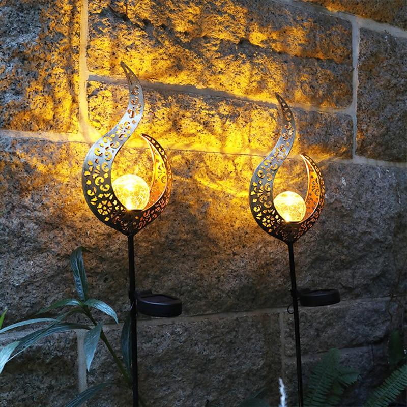 Lampe Solaire Exterieur Piquet 100 Cm Lampe Solar