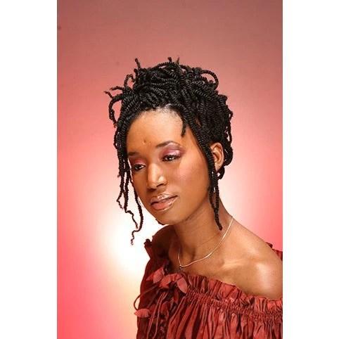 Nafy Collection Natural Nubian Twist Hair Hattach