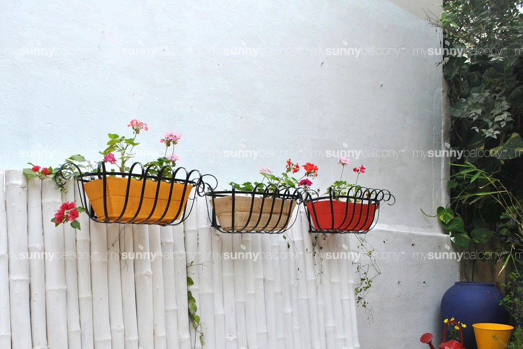Balcony Planter Box