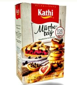 german shortcrust baking mix