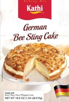 german bienenstich baking mix