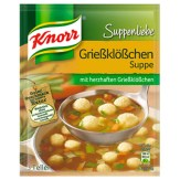 knorr griessnockerl soup