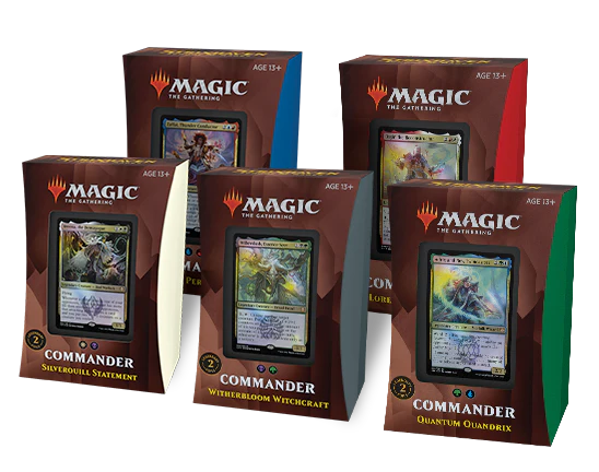 MTG Strixhaven: Commander Deck (4/16 PRE-RELEASE) – Blackrowan Games