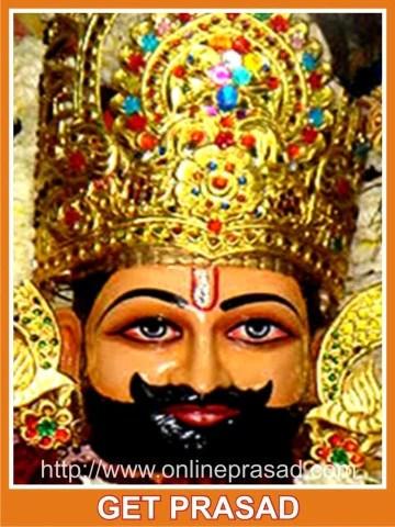Shyam Baba Prasad, Khatushyamji , RJ-Rajasthan - Online Prasad, OnlinePrasad.com  - 1