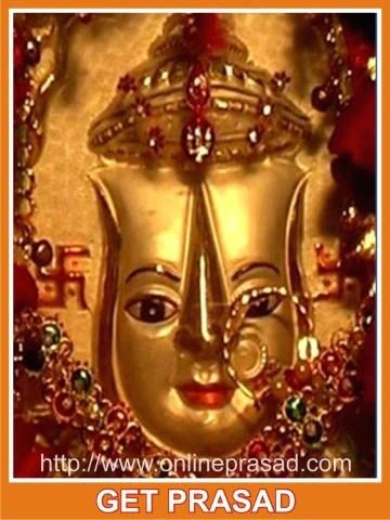 Rani Sati Dadi Prasad, Jhunjhunu , RJ-Rajasthan - Online Prasad, OnlinePrasad.com