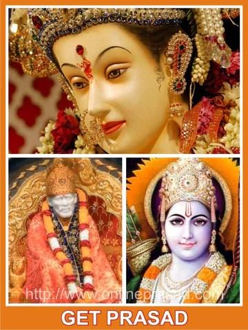 Navratri - Dusshera 2016 Special Offering , Combo - Online Prasad, OnlinePrasad.com  - 1
