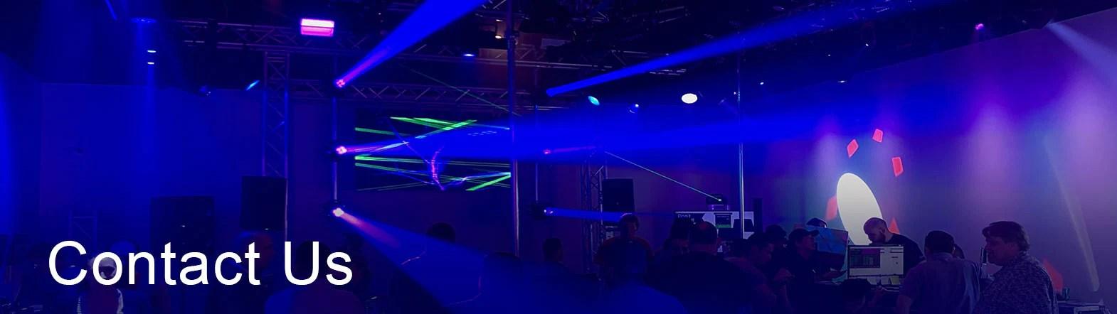 pssl prosound stage lighting