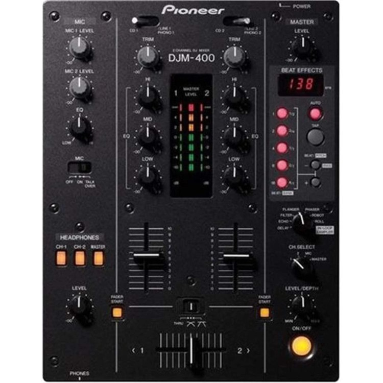 Image result for pioneer djm-400 mixer