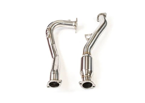 2015 wrx cvt turbo back exhaust