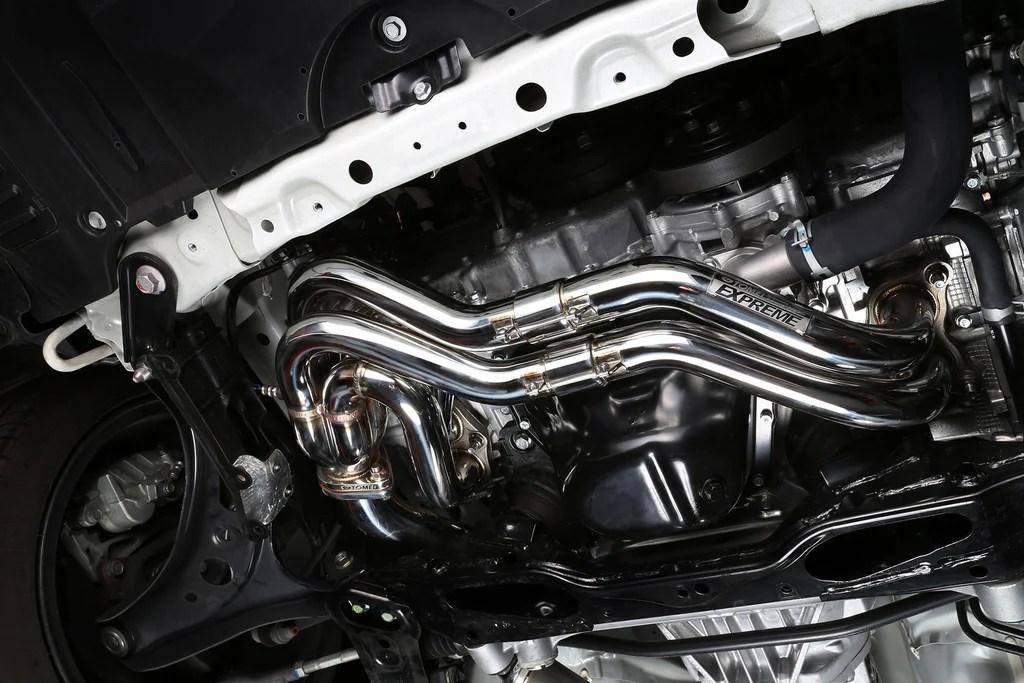 tomei expreme exhaust manifold un equal length headers toyota 86 subaru brz