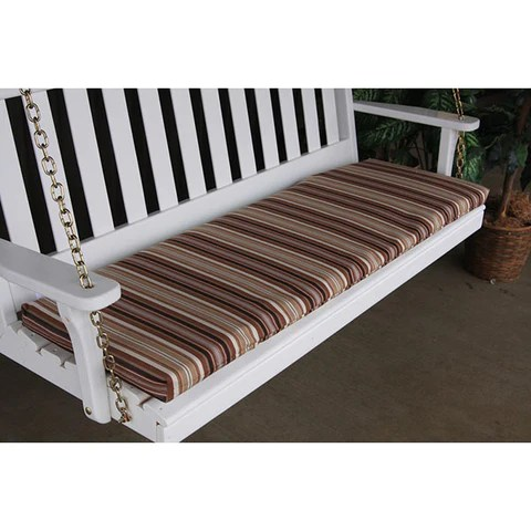 4 foot and 5 foot swing cushions