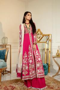 Imrozia Premium Pinkfinity Chimere Chiffon Collection