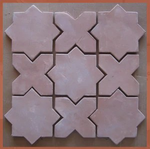 6 star cross saltillo tile