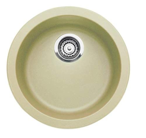 blanco 517143 rondo silgranit undermount or drop biscotti bar sink homeloft europe