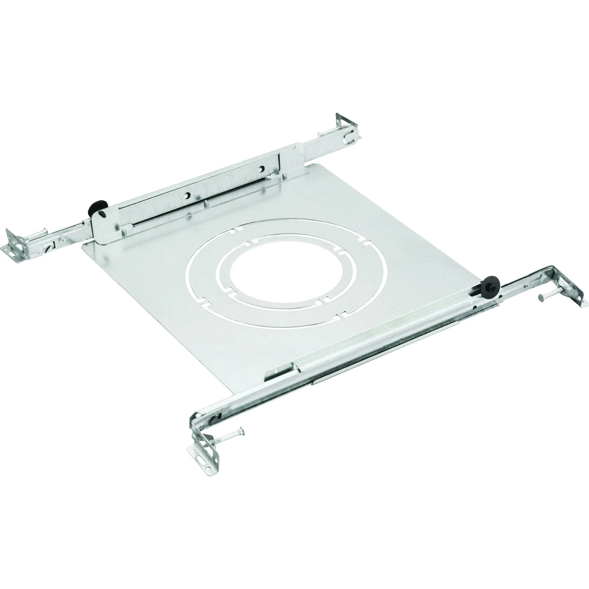 lithonia lighting wf8643 universal new construction pan for 3 in 8 in wafers led downlight