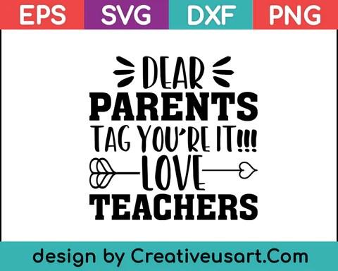 Download Teacher svg cut-file by creativeusart.com - Page 2