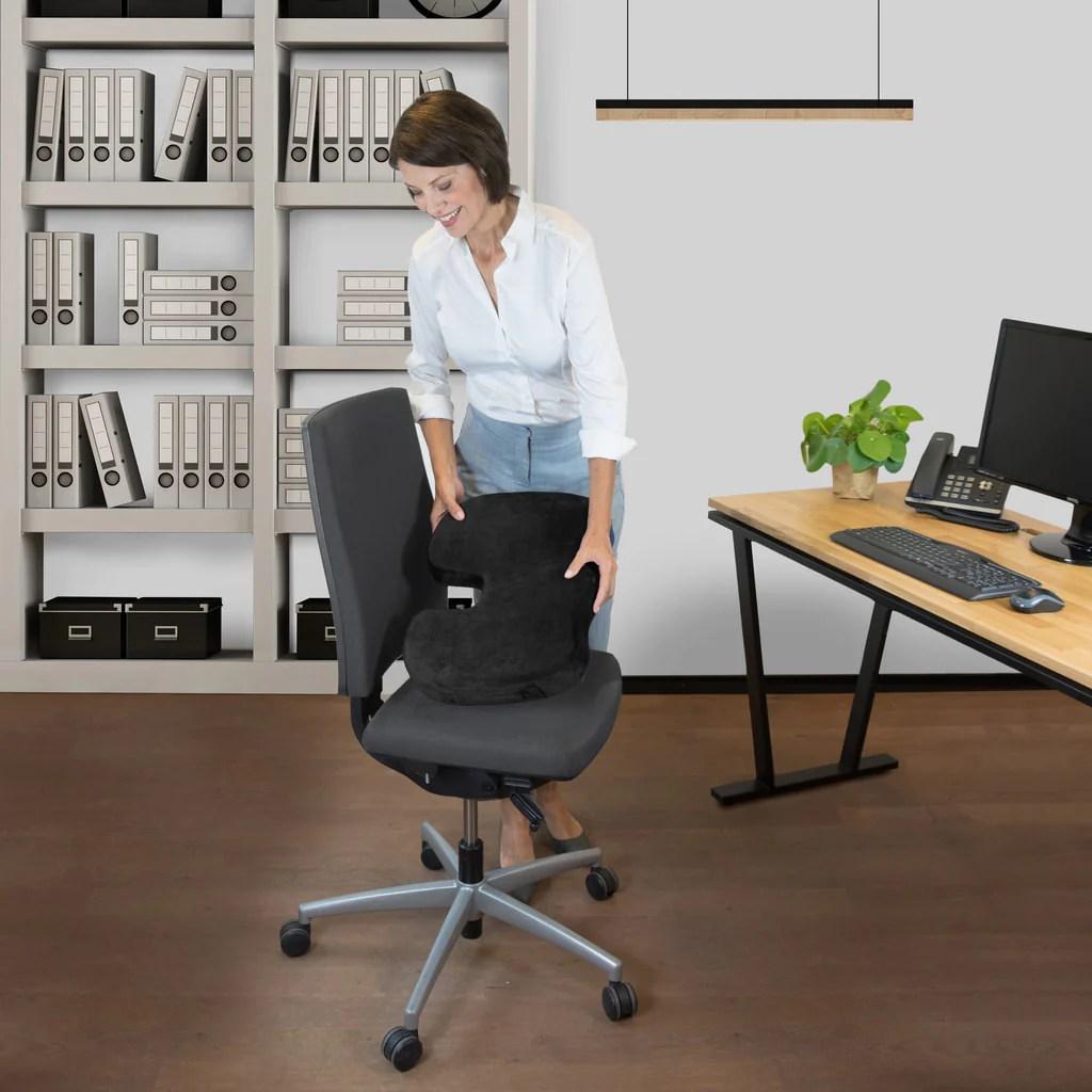 Orthopädisches Sitzkissen zum Druckmanagement   bonmedico