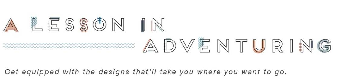Lessons in Adventuring