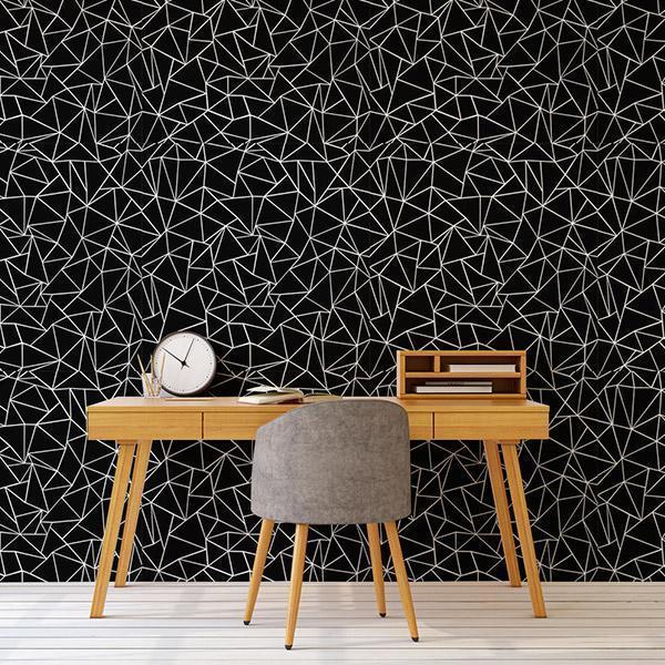 Kitchen Interior Design Wallpaper