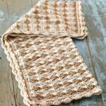Crochet Shell Stitch Baby Blanket Pattern Crochet Lion Brand Yarn