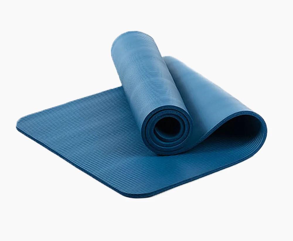 tapis de yoga caoutchouc naturel 10mm