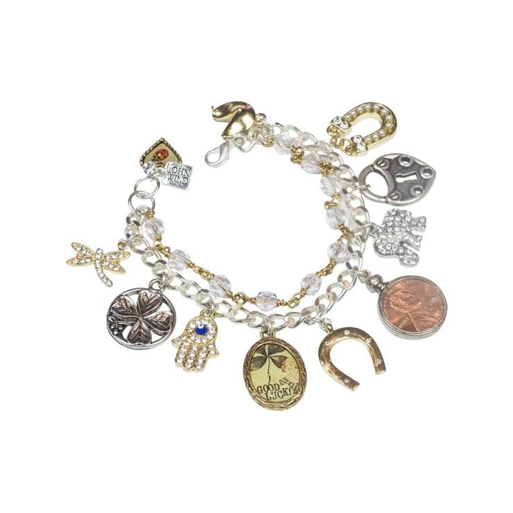 8 25 Goodluck Charm Bracelet John Wind Maximal Art