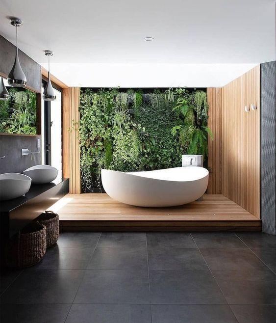conception de salles de bains zen