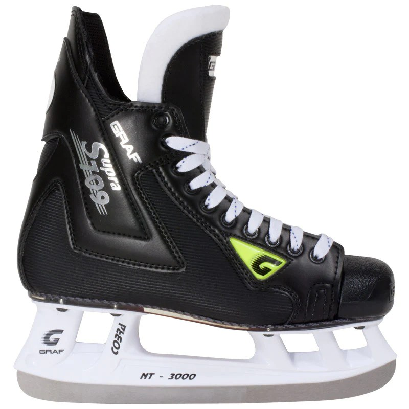 Graf Supra 709 Texalite Sr. Ice Hockey Skates – Super ...