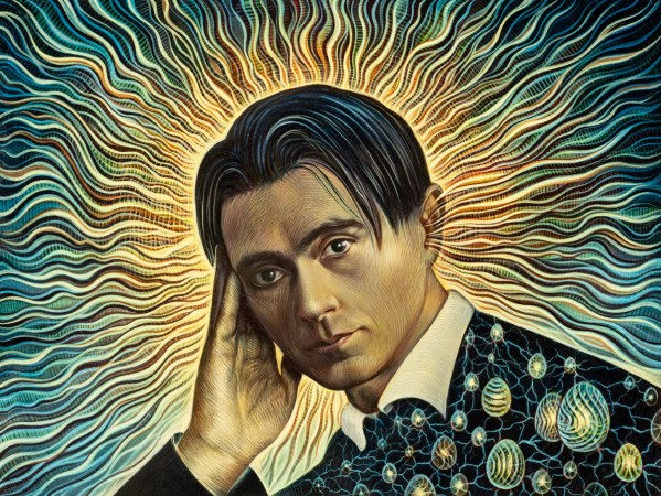Portrait of Rudolf Steiner – Amanda Sage Collection